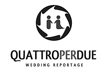 Logo Quattroperdue | Wedding Reportage